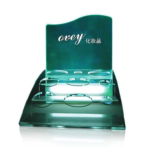 Customized Acrylic Cosmetic Display Stand Wholesale