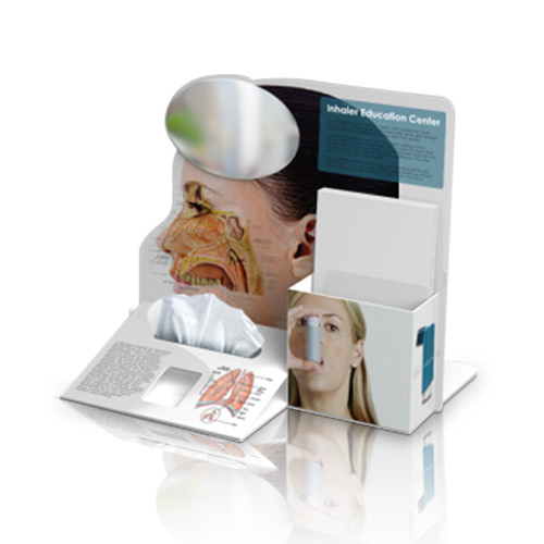 Custom Retail Acrylic Cosmetic Display