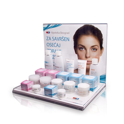 Acrylic Cosmetic Display Suppliers