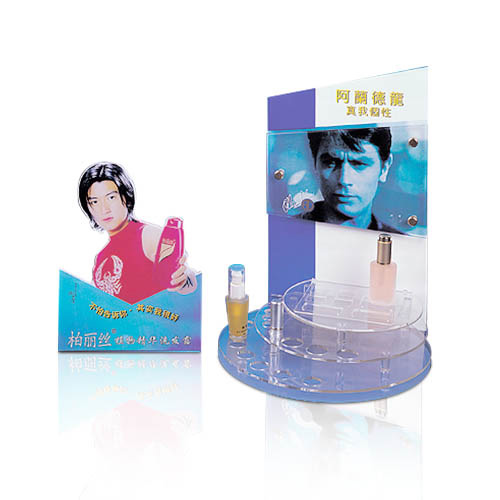 High Quality Acrylic Cosmetic Display