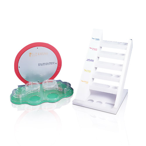 Free Design Acrylic Cosmetic Display