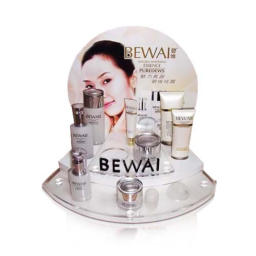 Retail POS Acrylic Cosmetic Display