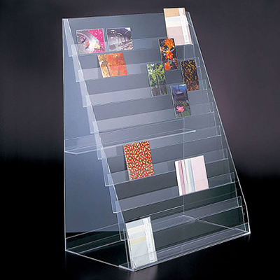 Acrylic Brochure Display Design