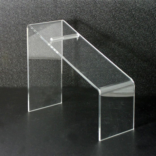Acrylic Shoes Display Design