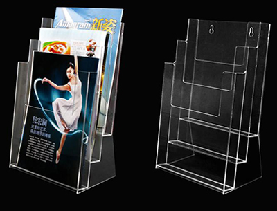 Acrylic Brochure Display Manufacturers
