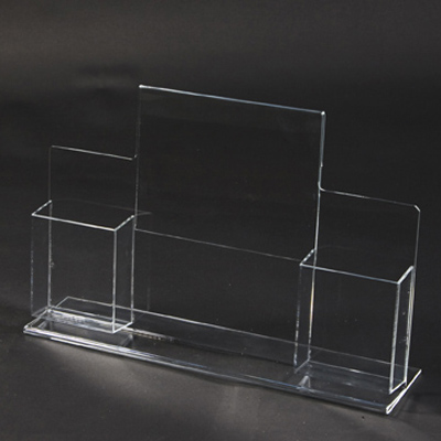 Point Of Sale Acrylic Sign Holders Display