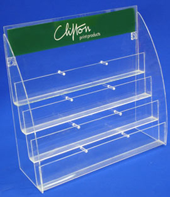 Acrylic Brochure Display For Sale