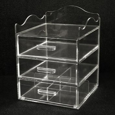 Retail Shopfitting Acrylic Display Trays
