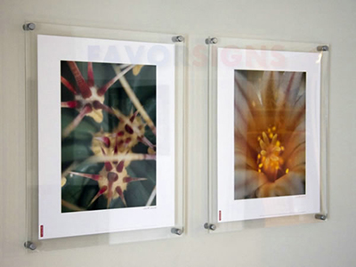 Acrylic Display Photo Frames For Sale