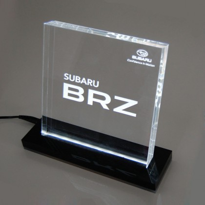 Acrylic Display Photo Frames For Retail