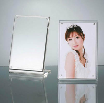 Acrylic Display Photo Frames Wholesale