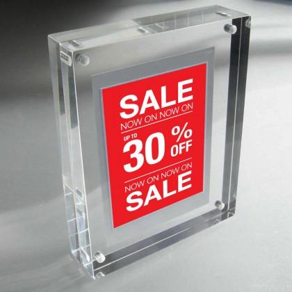 Custom Acrylic Display Photo Frames