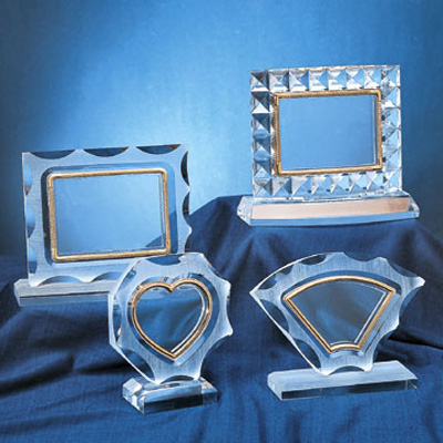 Acrylic Display Photo Frames Design