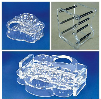 Acrylic Office Supplies Design Development
