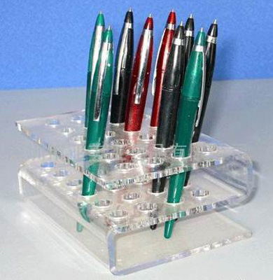 Acrylic Office Supplies Display Fixtures