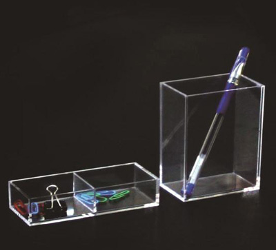 Acrylic Office Supplies Base