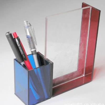 Acrylic Office Supplies Exporters