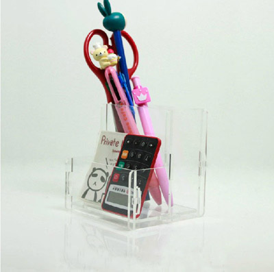 Acrylic Office Supplies Advertising Display