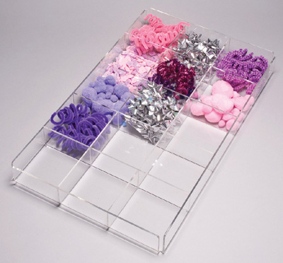 High Quality Acrylic Display Trays
