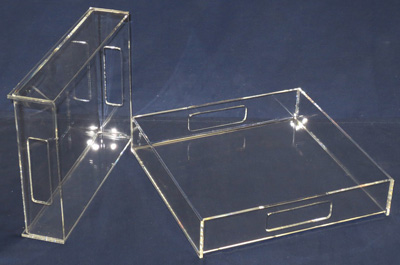 Acrylic Display Trays Wholesale