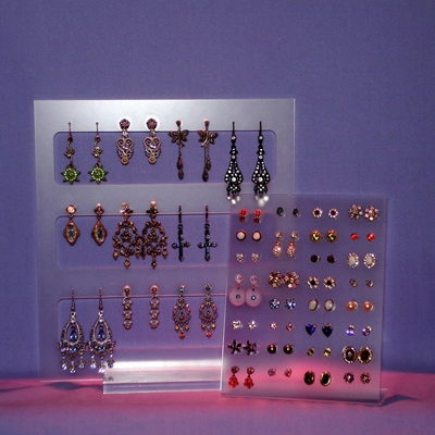 Cheap Acrylic Jewelry Display