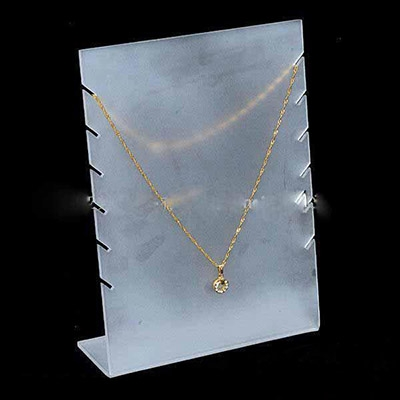 Free Design Acrylic Jewelry Display