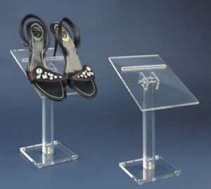 Acrylic Shoes Display For Retail
