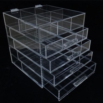 Acrylic Display Trays With Stairway Design