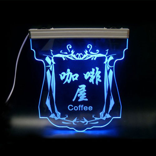 Acrylic LED Sign Price