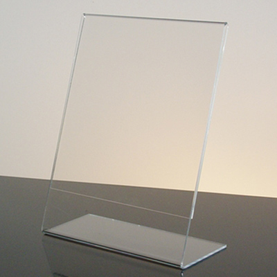 Acrylic Sign Holders Wholesale Factory
