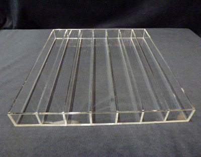 Acrylic Display Trays Base