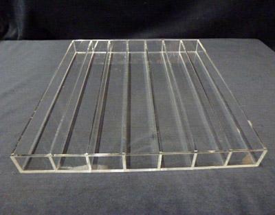 Acrylic Display Trays Base