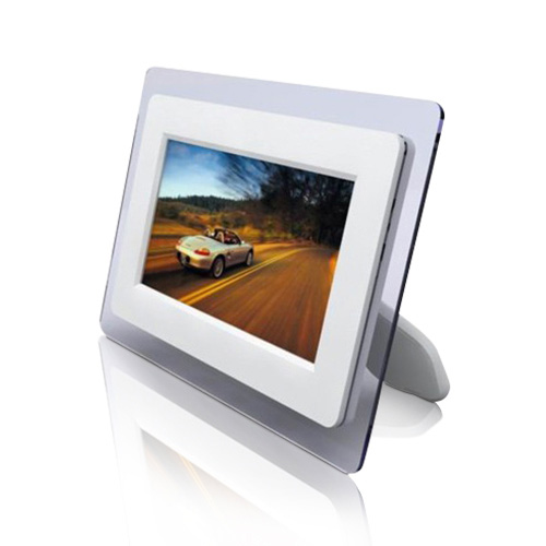 Industrial Acrylic Display Photo Frames