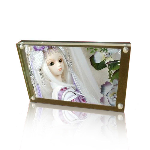 Point Of Purchase Acrylic Display Photo Frames