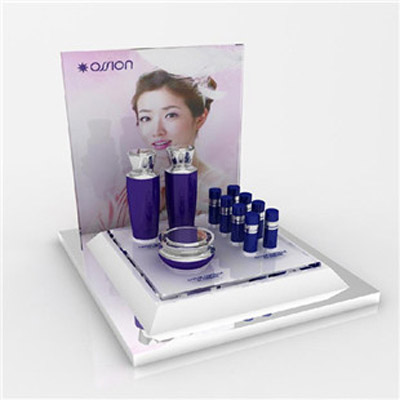 Acrylic Cosmetic Display Online Shop