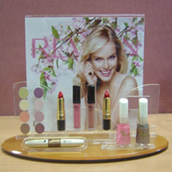 Acrylic Cosmetic Display Manufacturers UK