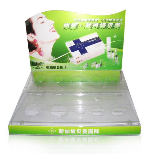 Industrial Acrylic Cosmetic Display