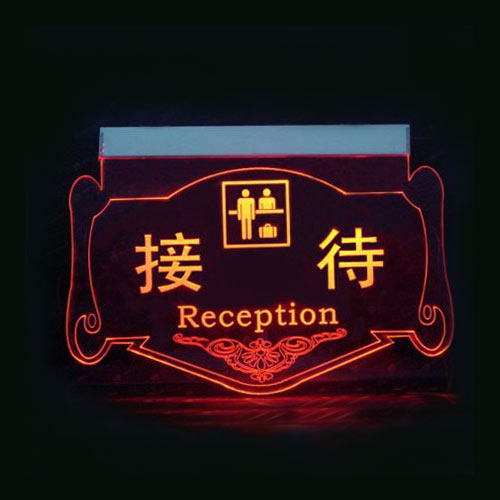 Acrylic LED Sign Company