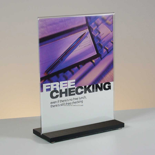 Acrylic Sign Holders For Retail