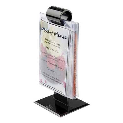 Acrylic Sign Holders In Dubai