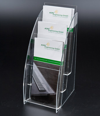 Acrylic Brochure Display Online Shop