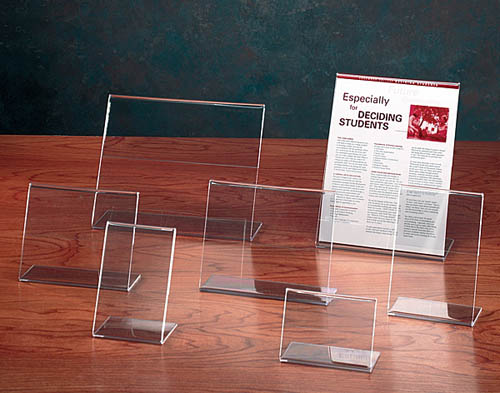 Acrylic Sign Holders Price