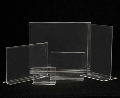 Acrylic Sign Holders Wholesale Exporters