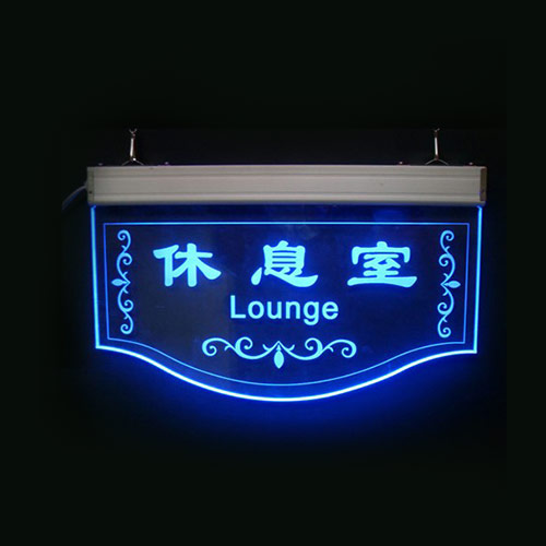 Acrylic LED Sign Wholesale