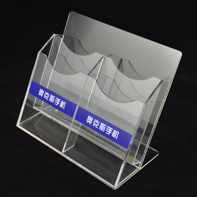 Acrylic Brochure Display Company