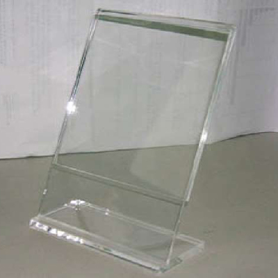 Acrylic Sign Holders Product Family