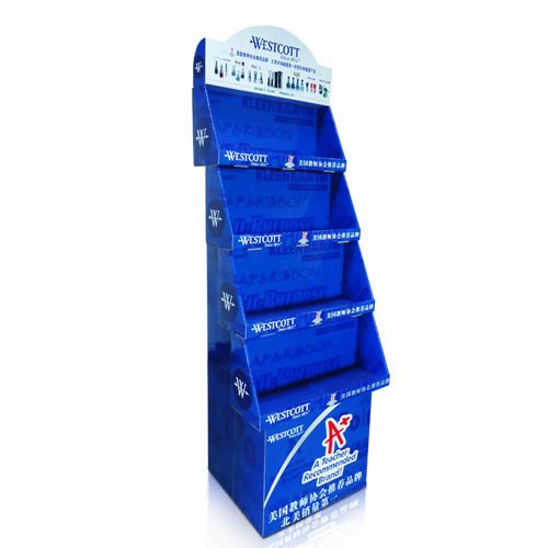 Retail Corrugated Product Stand Display China Suppliers