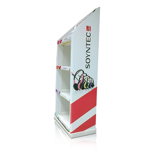 Promotional Cardboard Floor Display Units Suppliers