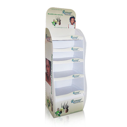 Promotional Stock Cardboard Display Units