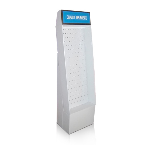 Custom Promotional Cardboard Merchandising Stands Displays